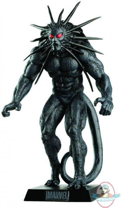 ... Collection Magazine #160 Blackheart Eaglemoss | Man of Action Figures