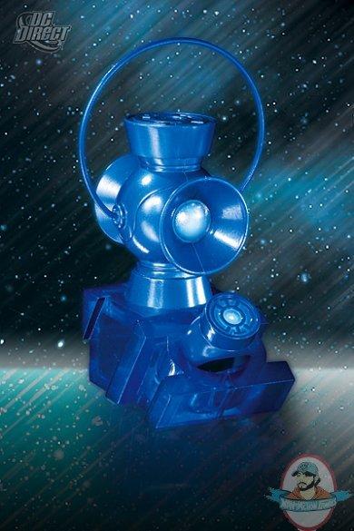 Blackest Night Blue Lantern 1 4 Scale Power Battery Ring