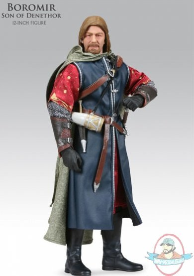 lord of the rings boromirson of denethor exclusive 12