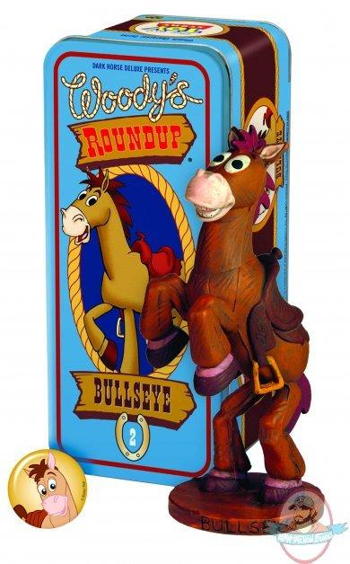 Toy Story Woodys Roundup 2 Bullseye Statue By Dark Horse