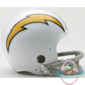 San Diego Chargers 1961 To 1973 Mini Replica Throwback