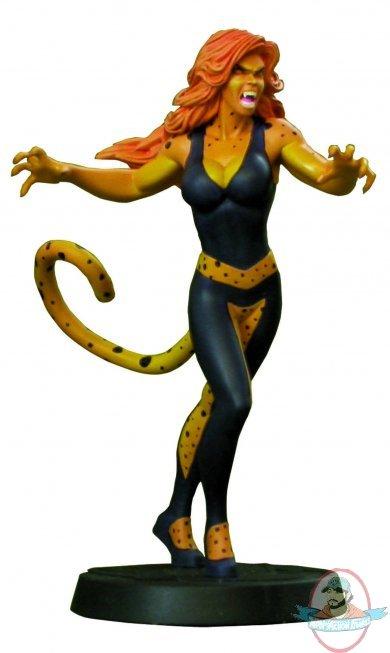 dc superhero eaglemoss figurine collection magazine  97 cheetah