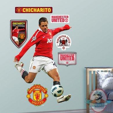 Fathead Javier Hernandez Balcazar Chicharito Manchester ...