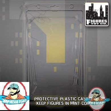 Marvel Legends Protective Case 10pk PROTECH WFC-3 Mattel WWE Elite Protector