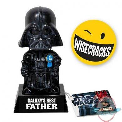 Star Wars Wisecracks Wacky Darth Vader Galaxy S 1 Father