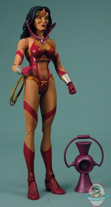 Dc Universe Classics Wave 17 Violet Lantern Wonder Woman
