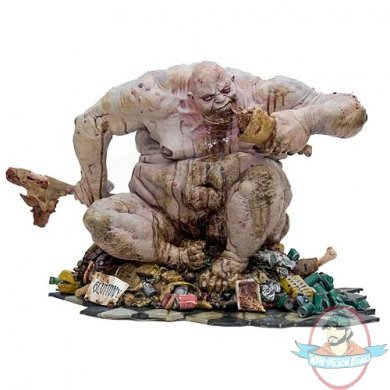 Seven Deadly Sins The Gluttony Series 1 Statue Man Of