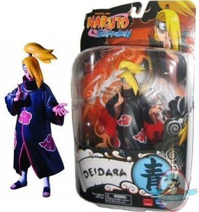 Naruto Shippuden 6 Quot Inch Deidara Action Figure Toynami
