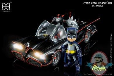 Dc Hybrid Metal Figuration 001 Batmobile Quot 1966 Tv Version