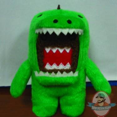 domo dino 6 1 2 inches plush man of action figures