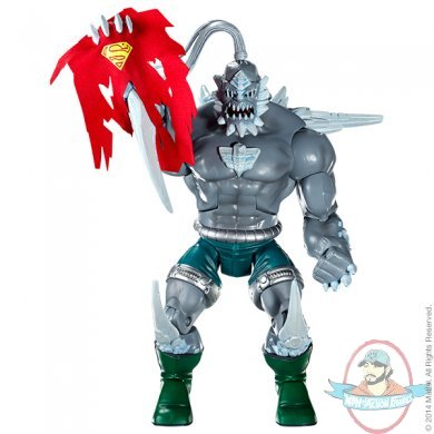 Dc Universe Classics Doomsday Unleashed Figure Mattel Man Of