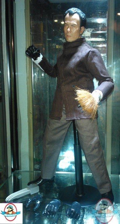 Black Bumble Bee >> Custom 1/6 Mr Han figure Figure Outfits: Shih Kien in ...