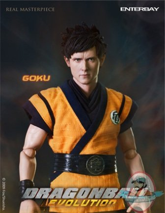 Dragonball Evolution Goku Dragonball: Evolution ...