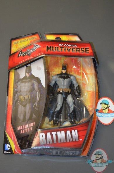 Dc Comics Multiverse Batman Arkham City 4 Inch Figure