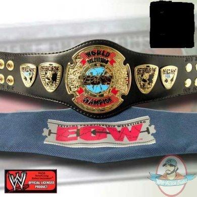 celine pouch - ECW Television Mini Size Replica Belt | Man of Action Figures