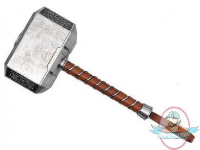 Marvel Thor's Hammer Mjolnir 1:1 Scale Prop Replica by EFX ...