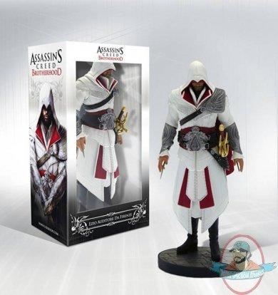 Assassins Creed Ezio Brotherhood Figurine Man Of Action