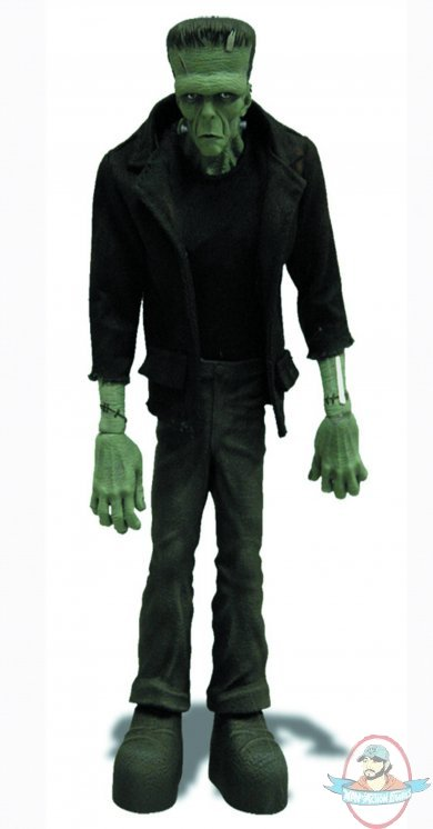 Universal Monsters 9 Inch Scale Frankenstein by Mezco ...