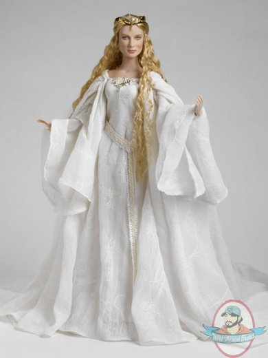 Deluxe galadriel girls costume