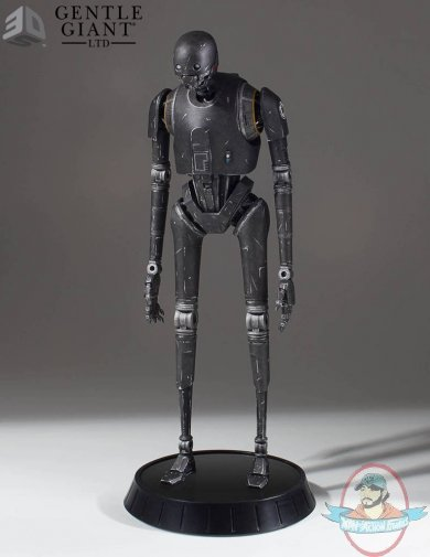 Картинки по запросу Star Wars Statues - 1/6 Scale K-2SO Statue by gentle giant