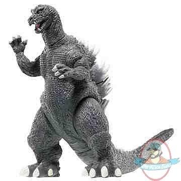 Godzilla 6 5 Quot Godzilla 2001 Action Figure By Bandai Man