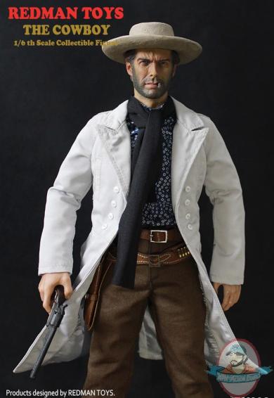 1 6 Redman Toys The Good Cowboy Rm 006 Action Figure Man