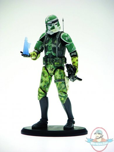 Star Wars Commander Gree 1 10 Scale Resin Statue By