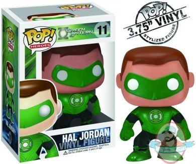 Pop Movies Green Lantern Hal Jordan 11 Vinyl Figure By