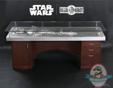 Star Wars Classic Themed Furniture Han Solo Carbonite Desk