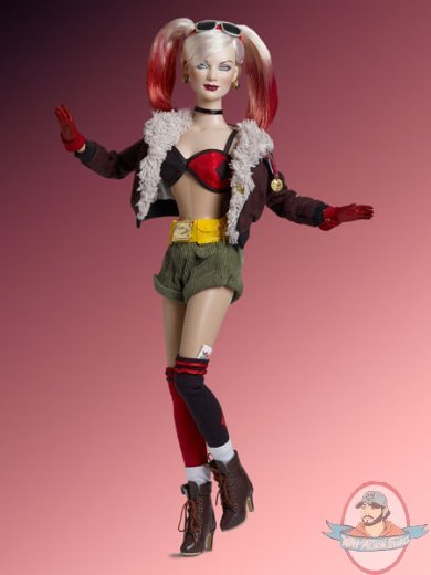 Dc Comics Bombshell Harley Quinn 16 Quot Inch Doll By Tonner