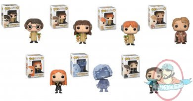 This Listing Is For A Pop Set Of 7 Figures Funko Includes 1x Harry Potter Herbology Ron Weasley Hermione Granger