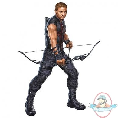 Avengers Hawkeye Peel And Stick Giant Wall Decal By