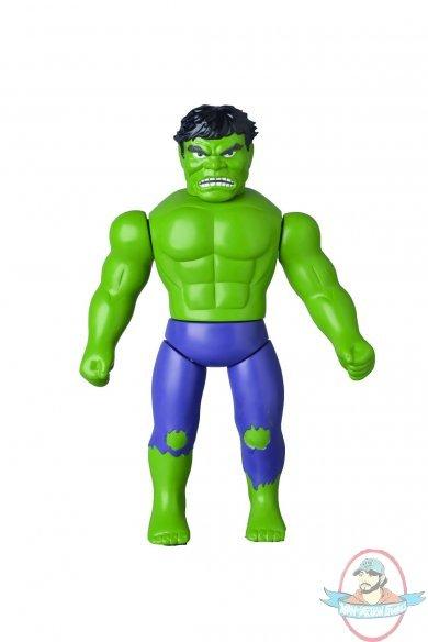 Sofubi: Marvel Hero Sofubi Hulk Previews Exclusive By Medicom