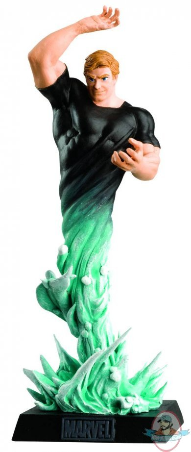 Classic Marvel Figurine Collection Magazine #163 Hydro Man ...