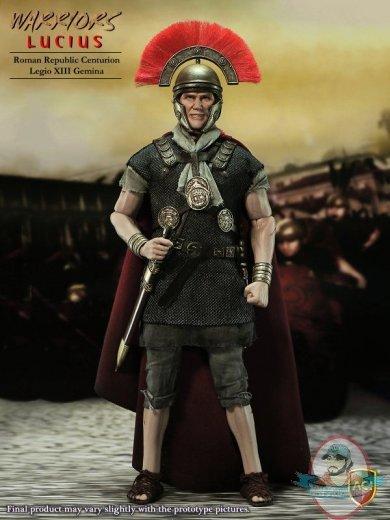 1 6 Roman Republic Centurion Lucius Legio Figure Aci26 Aci Toys Man Of Action Figures