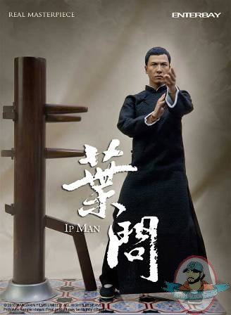 L44-13 1//6 scale Ip Man Kung fu clothing /& heat set