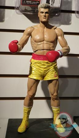 Rocky 7 Inch Series 2 Action Figure Ivan Drago By Neca