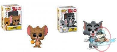 Pop! Animation: Tom & Jerry Series 1 Set of 2 Vinyl Figure