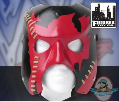 Wwe Kane Actual Size Replica Mask Man Of Action Figures