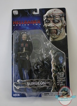 Hellraiser Series 2 7 Quot Surgeon With Pillar Of Souls Piece