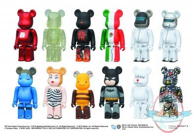 Bearbrick Series 21 Blind Box One Action Figure Medicon