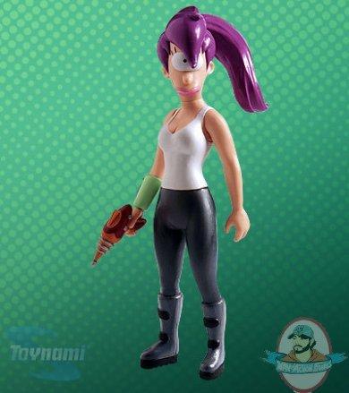 Futurama Series 2 Turanga Leela Figure By Toynami Man Of
