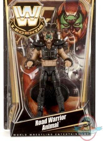 Wwe Legends Series 1 Road Warriors Animal By Mattel Man