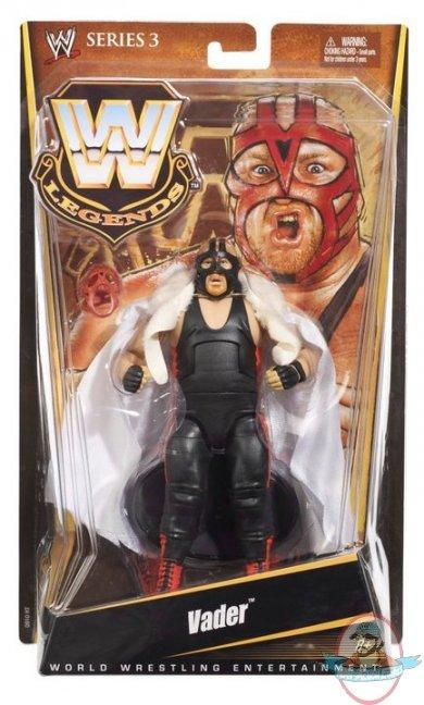 Wwe Legends Series 3 Big Van Vader By Mattel Man Of