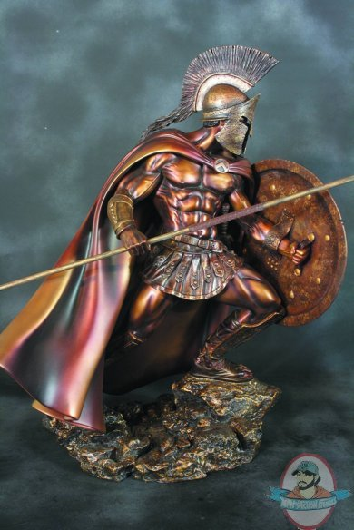 Persian 1 To 10 Leonidas Faux Bronze 1...