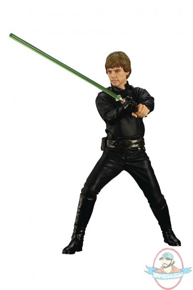 Star Wars Episode 6 Artfx Luke Skywalker By Kotobukiya