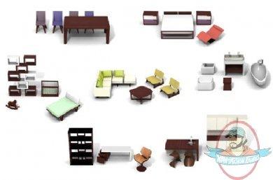 Doll House Furniture Set By Brinca Dada