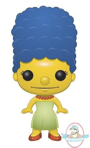 Pop Simpsons Marge Simpson Vinyl Figure By Funko Man Of