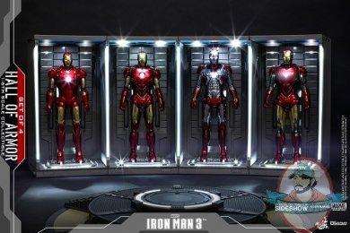 Ironman Magazines set of 4 for Action Figures 1//6 Scale custom Tony Stark