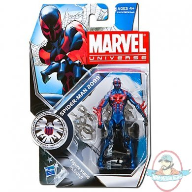 Marvel Universe Series 3 Spider Man 2099 By Hasbro Man